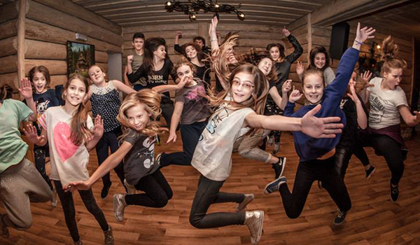 Poronin - kolonia i obóz Dance Camp